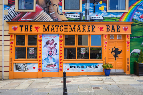 Matchmaker Bar in Ireland